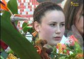A Bartók Iskola ballagási ünnepsége 2013