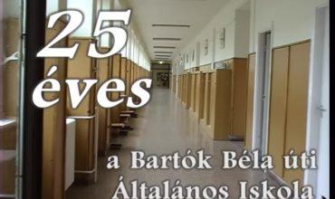 25 éves a Bartók Iskola III. rész
