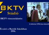 A Bartók Iskola évnyitó ünnepsége 1994