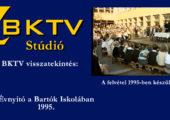 A Bartók Iskola évnyitó ünnepsége 1995