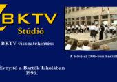 A Bartók Iskola évnyitó ünnepsége 1996
