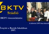 A Bartók Iskola évnyitó ünnepsége 1997