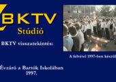 A Bartók Iskola évzáró ünnepsége 1997