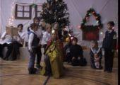 A Bartók Iskola karácsonyi műsora 2001