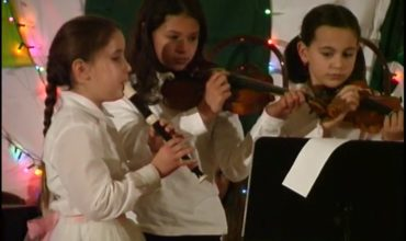 A Bartók Iskola karácsonyi műsora 2006