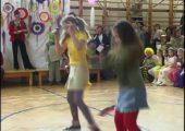 A Bartók Iskola alsó tagozatának farsangi mulatsága 2005